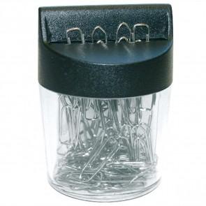 ALCO Magnet-Klammernspender incl. 100 Klammern verzinkt
