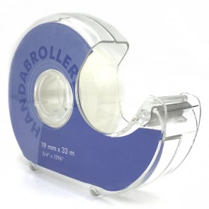 ALCO Handabroller 3023 incl. 1 Rolle Film, bis 33mm