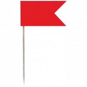 ALCO Markierungsfähnchen 712 rot 32mm 20 Stück