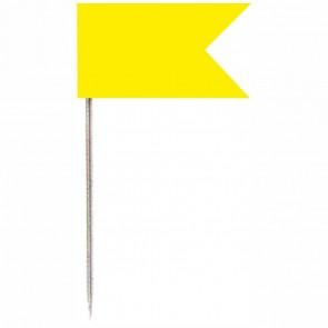 ALCO Markierungsfähnchen 713 gelb ca. 32mm 20 Stück