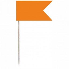 ALCO Markierungsfähnchen 719 orange ca. 32mm 20 Stück