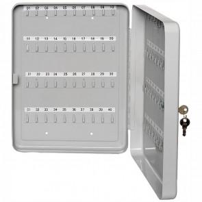 ALCO Schlüsselkasten 893 für 80 Schlüssel lichtgrau