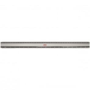 M+R Lineal 1850 50cm Aluminium Skalierung weiß unterlegt