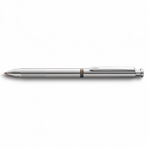 LAMY Mehrsystemschreibgerät st tri pen 745 Edelstehl matt Kugelschreiber / Marker / Bleistift