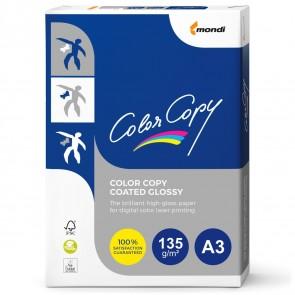 MONDI Color Copy Coated Glossy A3 135g 250 Blatt
