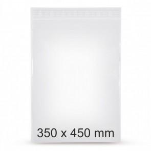 DEBAGRIP Druckverschlußbeutel 350x450mm Pkg=100 Stück