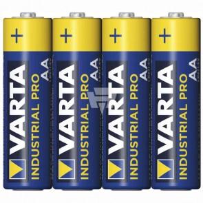 VARTA Batterie Industrial PRO 4006 Mignon-AA 1,5V 4 Stück
