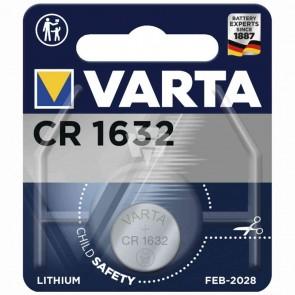 VARTA Knopfzelle CR1632 3V 140 mAh Lithium