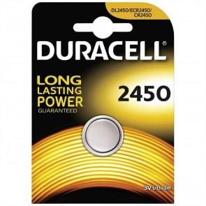 DURACELL Batterie Elektronics CR2450 Lithiumknopfzelle 3,0V