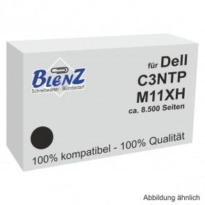 BLENZ Toner für Dell B2360 (C3NTP | M11XH) schwarz ca. 8.500 Seiten