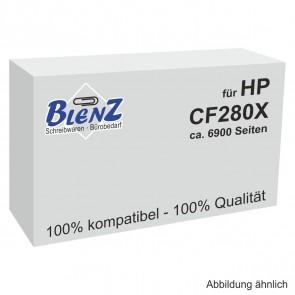 BLENZ Toner für HP CF280X