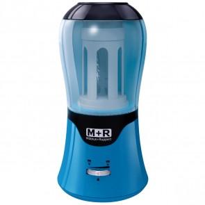 M+R Spitzmaschine elektrisch bis 11mm blau