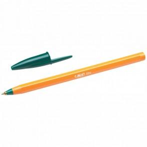 BIC Kugelschreiber Orange F 0,35mm grün