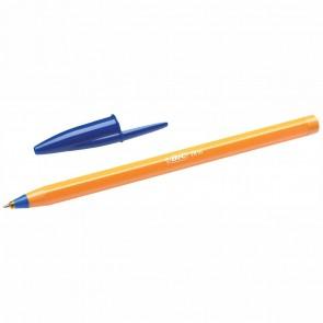 BIC Kugelschreiber Orange F 0,35mm blau
