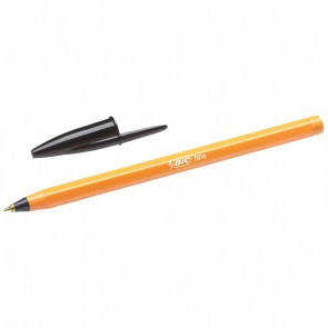 BIC Kugelschreiber Orange F 0,35mm schwarz