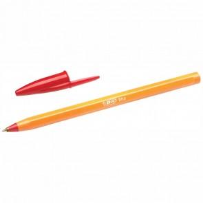 BIC Kugelschreiber Orange F 0,35mm rot