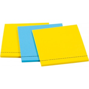 POST-IT Etikettenblock Super Sticky 2900BY 73x73mm 75 Blatt