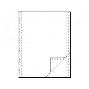 """Computerpapier 12"""" x 240mm 2-fach weiß LP 1000 Blatt"""