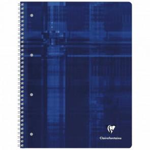 CLAIREFONTAINE Collegeblock PREMIUM A4 80 Blatt kariert LIN 22 90g