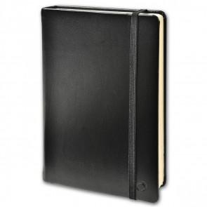 QUO VADIS Buchkalender PRE Prestige Habana 21x27cm schwarz 2019
