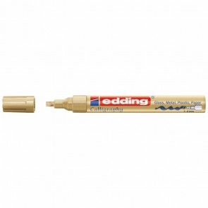 EDDING calligraphy paintmarker 755 gold 1-4mm
