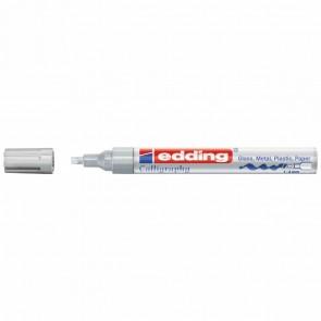 EDDING calligraphy paintmarker 755 silber 1-4mm
