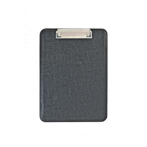 ECOBRA Schreibplatte A5 Kunstleder schwarz