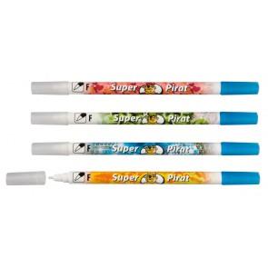 PELIKAN Tintenlöschstift Super-Pirat F farbig sortiert
