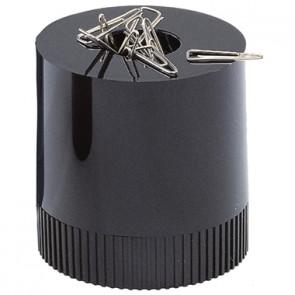 arlac Klammerspender clip-boy 21101 schwarz gefüllt