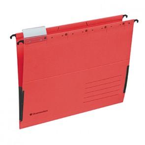 Soennecken Hängetasche 2029 DIN A4 230g Recyclingkarton rot