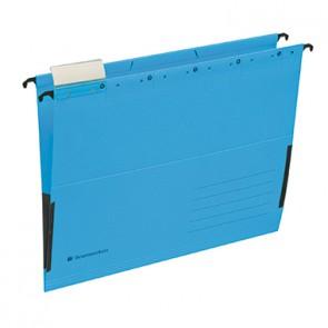 Soennecken Hängetasche 2030 DIN A4 230g Recyclingkarton blau