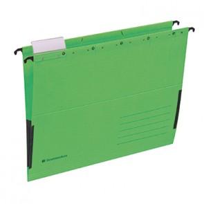Soennecken Hängetasche 2031 DIN A4 230g Recyclingkarton grün