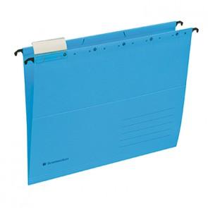 Soennecken Hängemappe 2025 DIN A4 230g Recyclingkarton blau