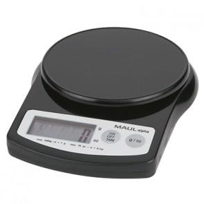 MAUL Briefwaage MAULalpha 1642090 max. 2kg Kunststoff schwarz