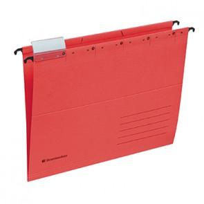 Soennecken Hängemappe 2024 DIN A4 230g Recyclingkarton rot