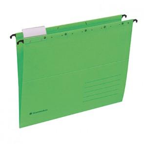 Soennecken Hängemappe 2026 DIN A4 230g Recyclingkarton grün