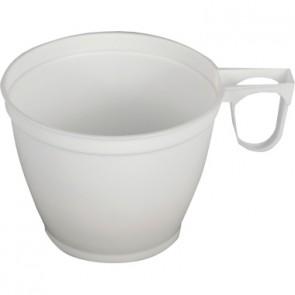 PAPSTAR Kaffeebecher 12215 Einweg 0,18l weiß 60St./Pack.
