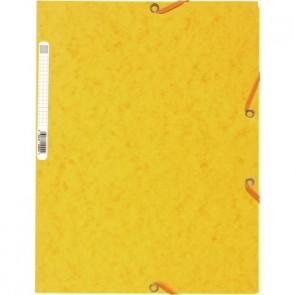 Exacompta Eckspanner Nature Future 55509E DIN A4 400g Karton gelb