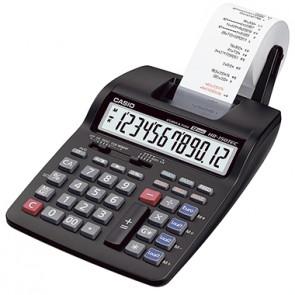 CASIO Tischrechner HR-150TEC 12Zeichen Batterie schwarz