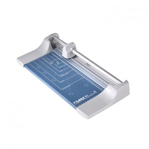 DAHLE Rollenschneider 00507-20045 211x440mm DIN A4 8Bl. Metall blau