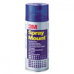 3M Sprühkleber Spray Mount 051847 ablösbar 400ml