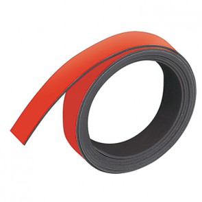 Franken Magnetband M801 01 5mmx1m 1mm rot