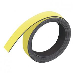 Franken Magnetband M801 04 5mmx1m 1mm gelb