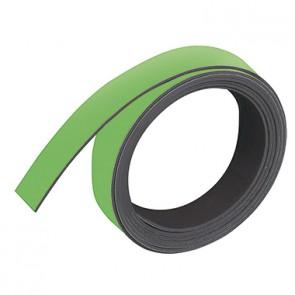 Franken Magnetband M801 19 5mmx1m beschriftbar hellgrün
