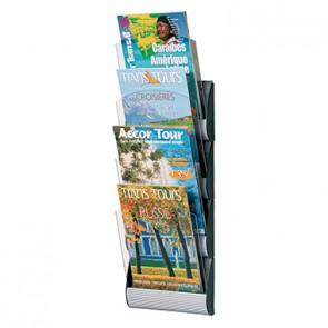 Paperflow Wandprospekthalter INTEGRAL 4064X4.35 DIN A4 alu