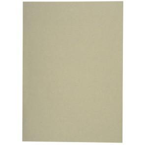 Aktendeckel Manilakarton A4 250g grau ohne Aufdruck