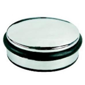 ALCO Türstopper chrom flach 2850