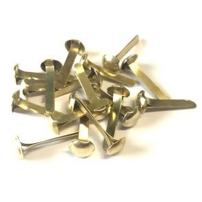 ALCO Musterbeutelklammern Gr. 3 17mm 1000 Stück