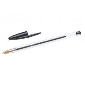 BIC Kugelschreiber Cristal M 0,4mm schwarz
