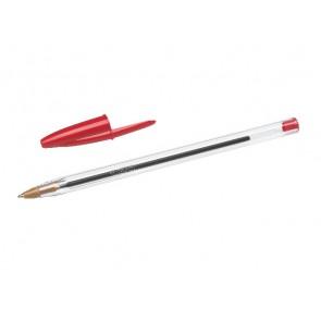 BIC Kugelschreiber Cristal M 0,4mm rot